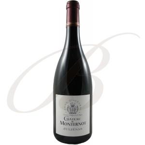 Juliénas, Château de Monternot, Cru du Beaujolais, 2014 - vin rouge