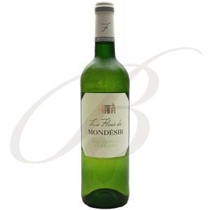 La Fleur de Mondésir, Bergerac Sec, 2016 - Vin Blanc