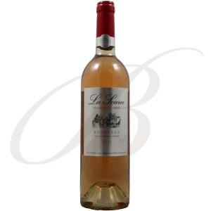 La Source du Château de Sours, Bordeaux Rosé, 2012 - vin rosé