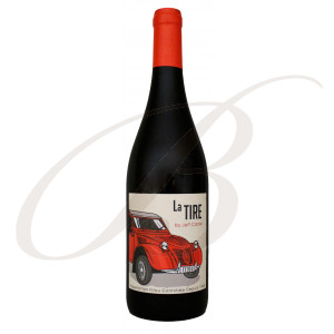 La Tire, Fitou, Jeff Carrel (Languedoc), 2018 - Vin Rouge