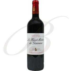 Le Haut-Médoc de Giscours, 3ème vin de Château Giscours, 3ème cru Margaux (Bordeaux), 2016 - Vin Rouge
