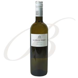 Le Petit Pont, Réserve, Blanc, Vin de Pays d'Oc, 2018  - Vin Blanc