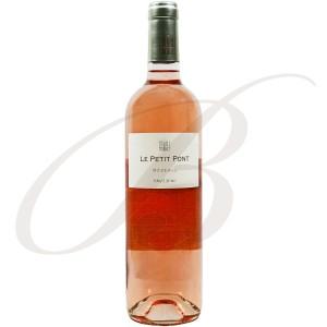 Le Petit Pont, Réserve, Rosé, Vin de Pays d'Oc, 2015 - Vin Rosé