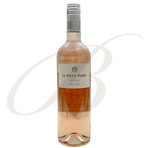 Le Petit Pont, Réserve, Rosé, Vin de Pays d'Oc, 2016 - Vin Rosé