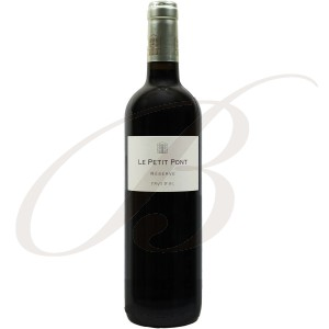Le Petit Pont, Réserve, Rouge, Vin de Pays d'Oc, 2015 - Vin Rouge