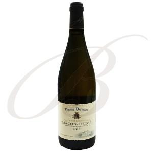Mâcon-Fuissé, Domaine Denis Dutron (Bourgogne), 2016 - Vin Blanc