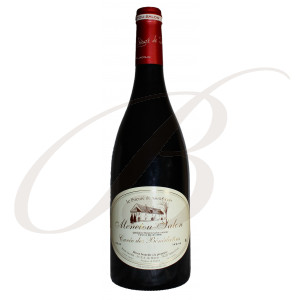Ménétou-Salon, Rouge, Cuvée des Bénédictins, Le Prieuré de Saint-Céols (Loire), 2019 - Vin Rouge
