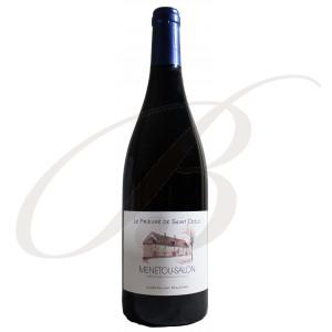 Ménétou-Salon Rouge, Le Prieuré de Saint-Céols (Loire), 2019 - Vin Rouge