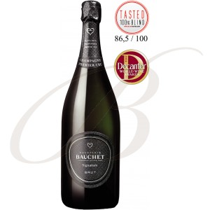 Champagne Bauchet, Signature, Premier Cru, Brut, Magnum