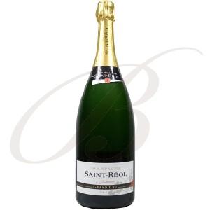 Magnum Champagne Saint-Réol, Grand Cru, Brut, 150cl