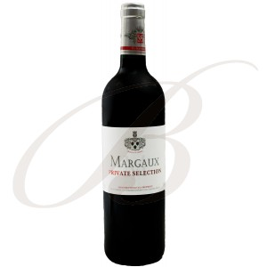 Margaux Private Selection, Margaux (Bordeaux), 2013 - Vin Rouge
