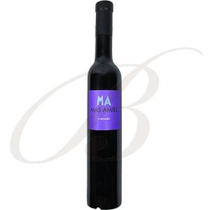 Mas Amiel, Maury, Vin Doux, 2015  Demi bouteille:  37.5cl - Vin Rouge
