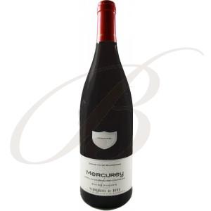 Mercurey, Buissonnier, Vignerons de Buxy (Bourgogne), 2017 - Vin Rouge
