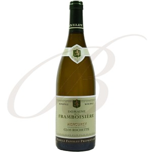 Mercurey Blanc, Clos Rochette, Faiveley (Bourgogne), 2012 - Vin Blanc