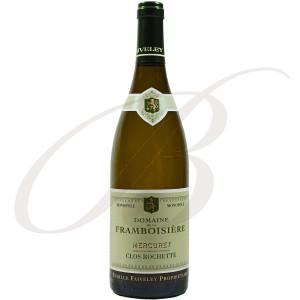 Mercurey Blanc, Clos Rochette, Faiveley (Bourgogne), 2013 - Vin Blanc