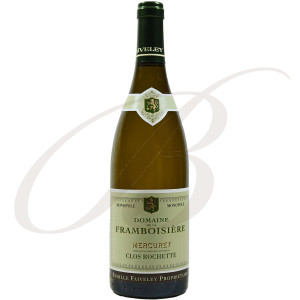 Mercurey Blanc, Clos Rochette, Faiveley (Bourgogne), 2016 - Vin Blanc