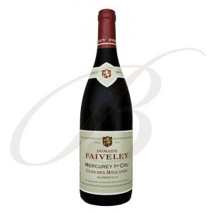 Mercurey Rouge, 1er Cru, Clos des Myglands, Domaine Faiveley (Bourgogne), 2017 - Vin Rouge