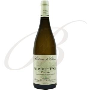 Meursault, Premier Cru, Les Charmes, Château de Citeaux (Bourgogne), 2013 - Vin Blanc