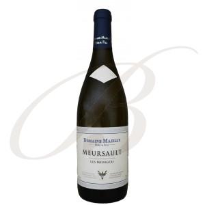 Meursault, Les Meurgers, Domaine Mazilly Père et Fils (Bourgogne), 2017 - Vin Blanc