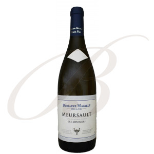 Meursault, Les Meurgers, Domaine Mazilly Père et Fils (Bourgogne), 2019 - Vin Blanc
