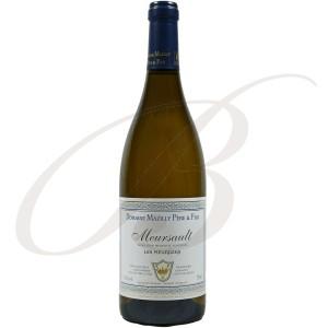 Meursault, Les Meurgers, Domaine Mazilly Père et Fils (Bourgogne), 2015 - Vin Blanc