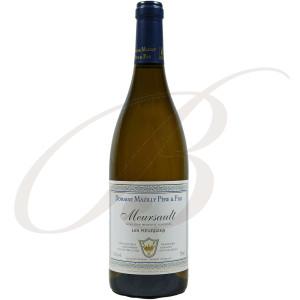 Meursault, Les Meurgers, Domaine Mazilly Père et Fils (Bourgogne), 2016 - Vin Blanc