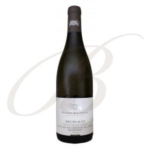 Meursault, Vieux Clos du Château de Citeaux, Domaine Philippe Bouzereau (Bourgogne), 2018 - Vin Blanc