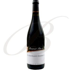 Nuits Saint-Georges, Domaine Boursot Père & Fils (Bourgogne), 2014 - Vin Rouge