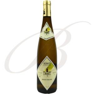Pinot Blanc, Dopff au Moulin (Alsace), 2014 - Vin Blanc