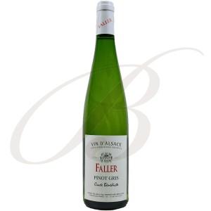 Pinot Gris, Cuvée Bénédicte, Robert Faller et Fils (Alsace), 2014 - Vin Blanc