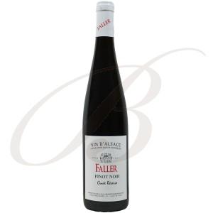 Pinot Noir, Cuvée Réserve Robert Faller & Fils (Alsace), 2017 - Vin Rouge