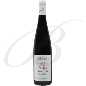 Pinot Noir, Cuvée Réserve Robert Faller & Fils (Alsace), 2018 - Vin Rouge