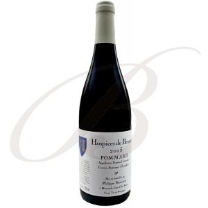 Hospices de Beaune, Pommard, Cuvée Suzanne Chaudron, Philippe Bouzereau (Bourgogne), 2015 - Vin Rouge