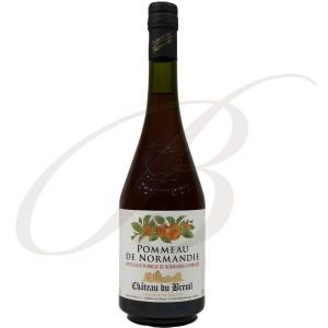 Pommeau de Normandie, Château du Breuil, 17%