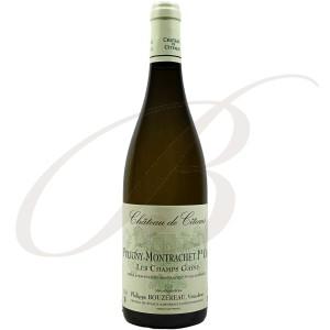 Puligny-Montrachet, Premier Cru, Champs Gains, Château de Citeaux (Bourgogne), 2014 - Vin Blanc