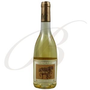 Quadrille, Domaine de Gensac (Gers), Demi-litre, 2012 - vin blanc