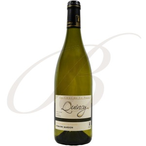 Quincy, Domaine Mardon (Loire), 2016 - Vin Blanc