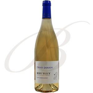 Reuilly Rosé, Pinot Gris, Les Chatillons, Domaine Denis Jamain (Loire), 2014 - Vin Rosé