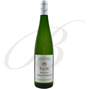 Riesling, Trottacker, Vieilles Vignes, Robert Faller et Fils (Alsace), 2016 - Vin Blanc