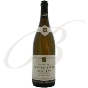 Rully, Les Villeranges, Domaine Faiveley (Bourgogne), 2012 - vin blanc