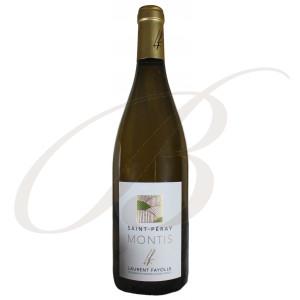 Saint-Péray, Montis, Domaine Laurent Fayolle (Rhône), 2019 - Vin Blanc