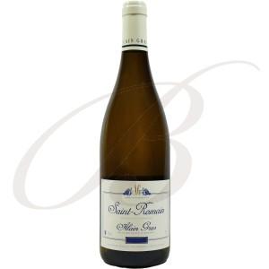 Saint-Romain Blanc, Domaine Alain Gras (Bourgogne), 2013 - Vin Blanc
