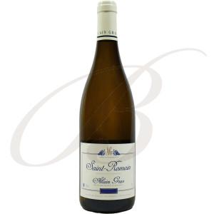 Saint-Romain Blanc, Domaine Alain Gras (Bourgogne), 2017 - Vin Blanc