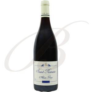 Saint-Romain, Domaine Alain Gras (Bourgogne), 2015 - Vin Rouge