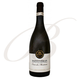 Saint-Véran, Croix de Montceau (Bourgogne), 2017 - Vin Blanc