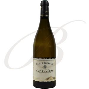 Saint-Véran, Domaine Denis Dutron (Bourgogne), 2015 - Vin Blanc