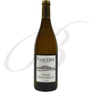 Sancerre, Domaine Franck Millet (Loire), 2017 - Vin Blanc