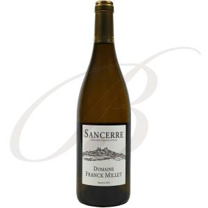 Sancerre, Domaine Franck Millet (Loire), 2018 - Vin Blanc
