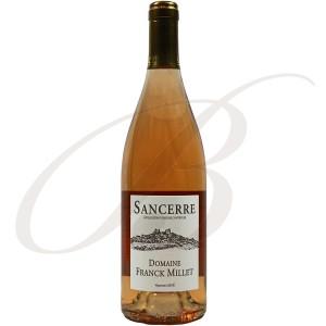 Sancerre Rosé, Domaine Franck Millet (Loire), 2016 - Vin Rosé
