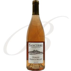Sancerre Rosé, Domaine Franck Millet (Loire), 2019 - Vin Rosé